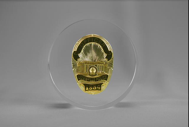 Custom Badge Embedment