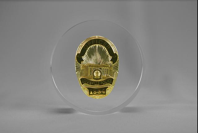 Custom Badge Embedment