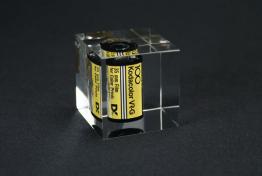 """Acrylic Cube Embedment  4 """" x 4 """" x 4 """""""